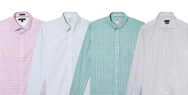 The War Over Non-Iron Shirts - WSJ