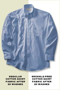 When Wrinkle-Free Clothing Also Means Formaldehyde Fumes | Upstream