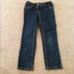 JEANS IN SIZE 110
