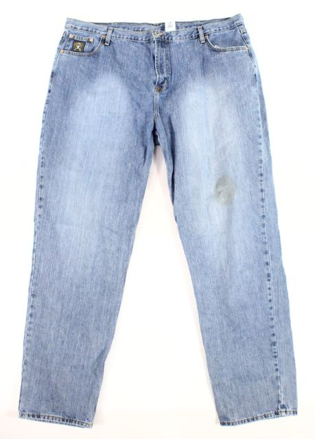 Levi's NEW Blue Mens Size 36x29 Zipper Fly Light Wash Slim Denim