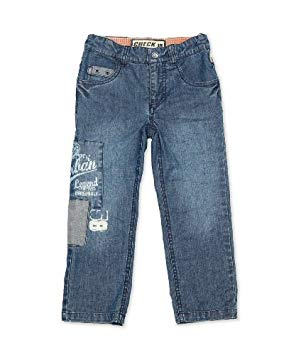 Pampolina Unisex-Baby's Jeans 116 Blue Size: 116, Model:: Amazon.co