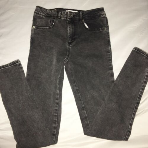 ZARA GIRLS CASUAL Collection Denim Jeans Pants Skinny Cm 152 Size 11