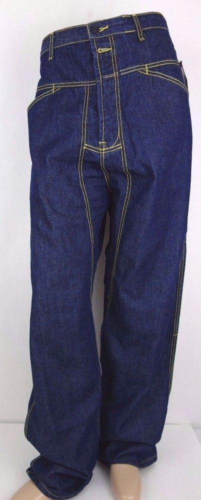 Marithe Francois Girbaud Men's Jeans Size 44 36x33 NEW