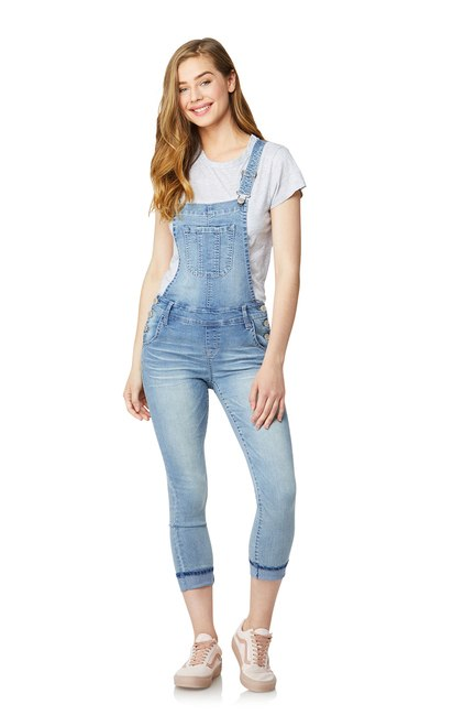 Denim Overalls In Charlotte - WallFlower Jeans