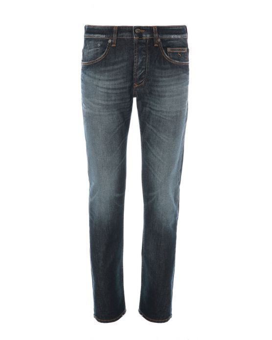 Jeans with contrasting stitching Siviglia | Gilmarlab Boutique