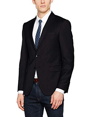 Joop!!!!!!! Men's Suit Jacket Midnight Blue: Amazon.co.uk: Clothing