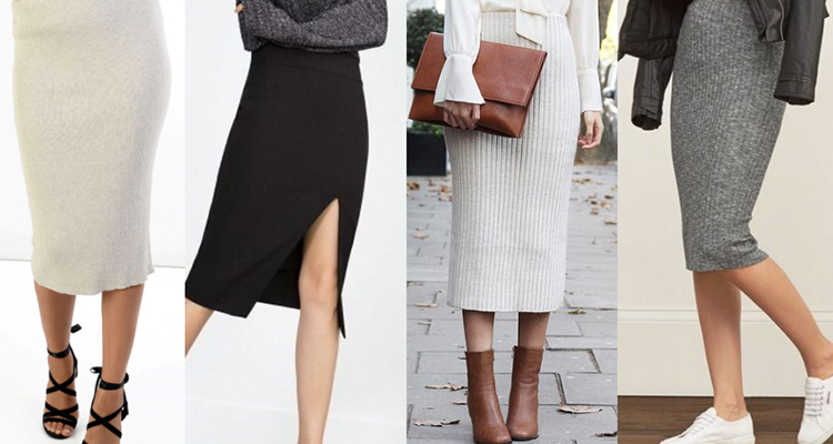 Why You Should Be Wearing A Knitted Skirt This Season | My Baba