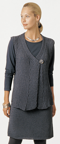 Vest Knitting Patterns- In the Loop Knitting