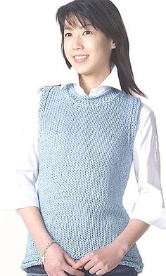 430 Best knit women's vests images
