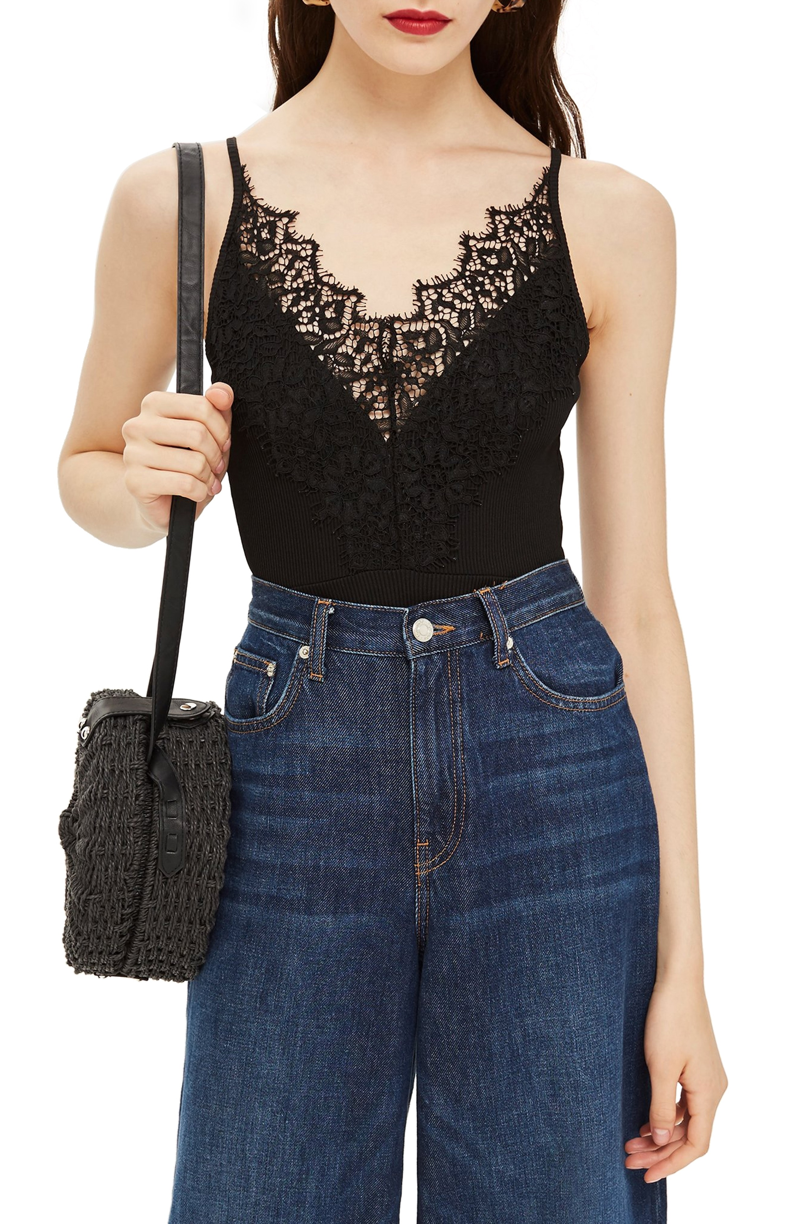 Women's Lace Tops | Nordstrom