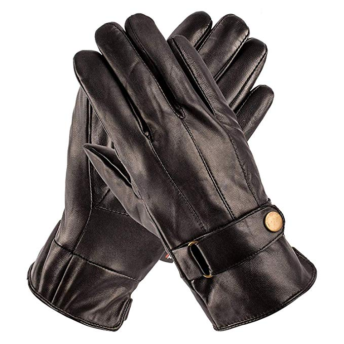 The leather glove in exciting variants for every outfit