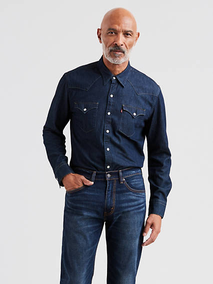 Men's Shirts - Shop Men's T-Shirts, Tank Tops & Denim Shirts