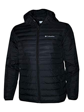 Columbia Lightweight Men's McKay Lake Hooded Down Jacket at Amazon