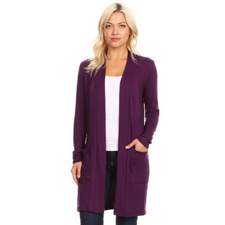 Buy Purple Cardigans & Twin Sets Online at Overstock | Our Best