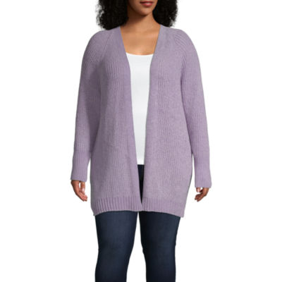 Purple Sweaters & Cardigans for Women - JCPenney