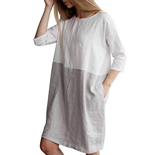 Women's Linen Dresses: Amazon.com