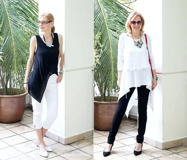Long Shirts For Leggings Juniors How To Wear Over And Beyond