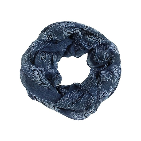 Shop Women's Lightweight Soft Infinity Loop Scarves - Free Shipping