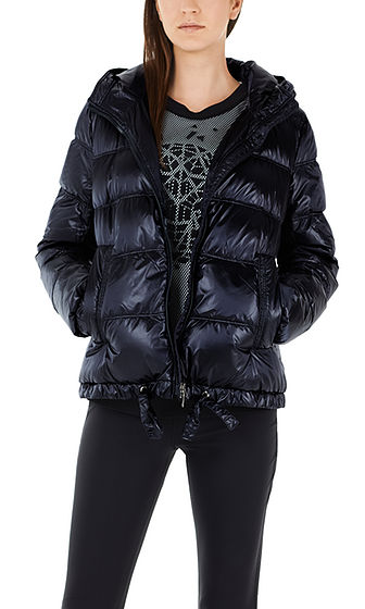 SHINY DOWN JACKET - Shop by Style-Jackets : Home - MARC CAIN WINTER 18