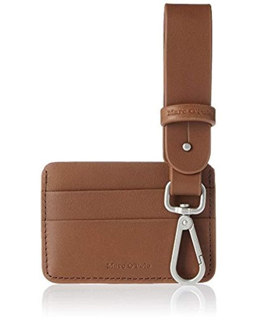 Marc O'polo W60 Card Case in Brown for Men - Lyst