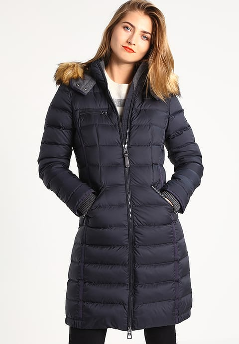 2018 Unparalleled Wisdom Wear Marc O'polo Denim Ladies Blue Down Coat
