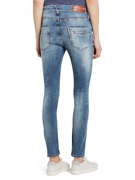 Exotic Marc O'polo Jeans Blue Theda Loose Women Loose Fit In