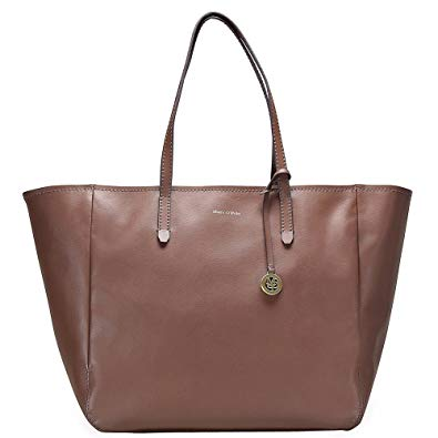 Marc O'Polo Smooth Cowhide Shopper Bag Leather 33 cm: Amazon.co.uk