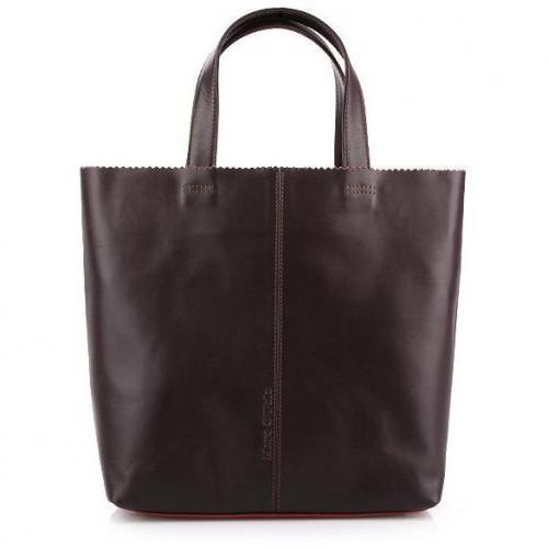 Marc O'Polo Shopper Ida burgundy