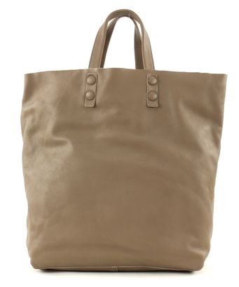 Marc O'Polo Shopper Bag Super Cow L Light Grey