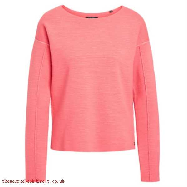 XL - Marc O Polo Scoop Neck Sweater Pink Women - The new - 277535