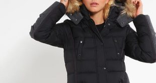 Women's Marc O'Polo Down Coat - Black - Jackets and Coats | www