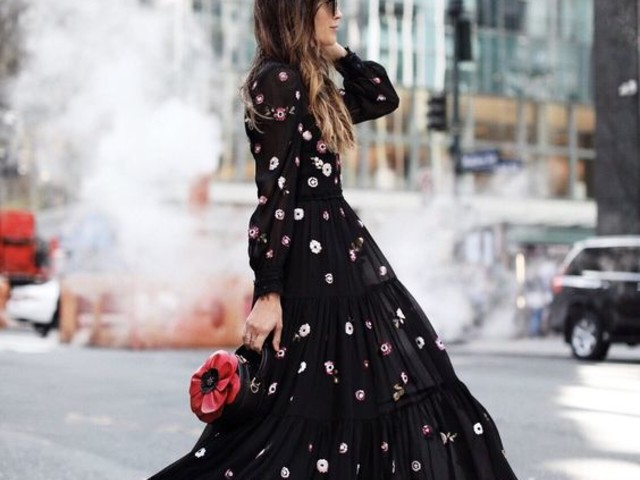 Trend Fashion 2019: Winter Maxi Dress - Entertainment - Anygator.com