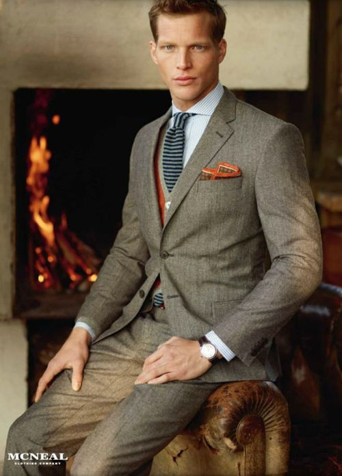 McNeal - A/W 2012/2013 | Men Outfit 2 | Pinterest