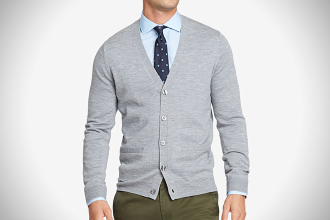 Sweater Weather: 15 Best Cardigans for Men | HiConsumption