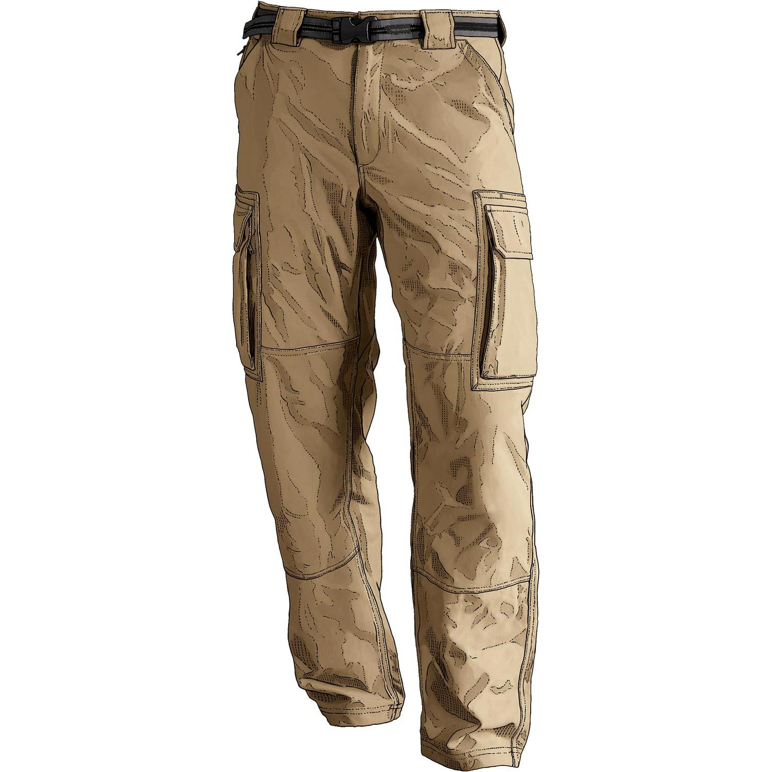 Men's Dry on the Fly Cargo Pants | Duluth Trading Company
