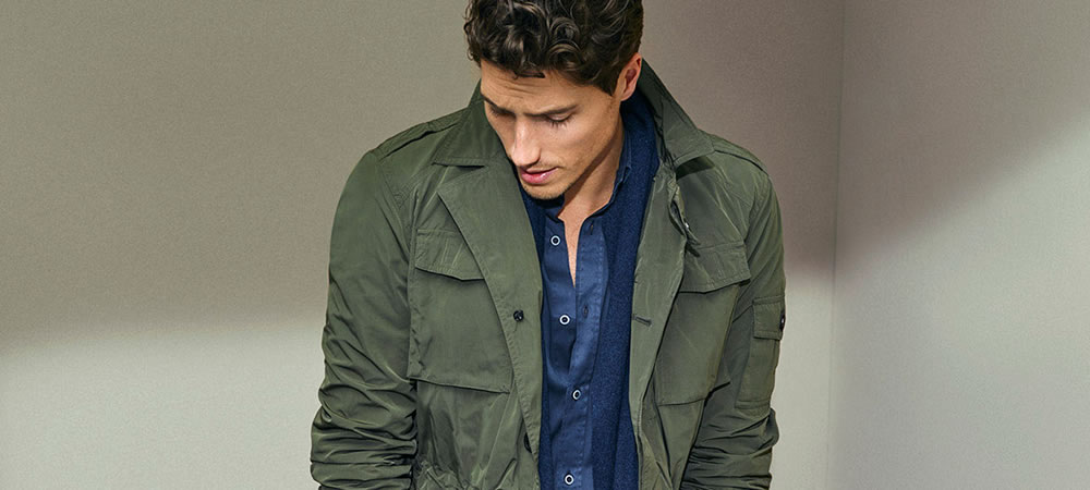 How To Wear: The Field Jacket   FashionBeans