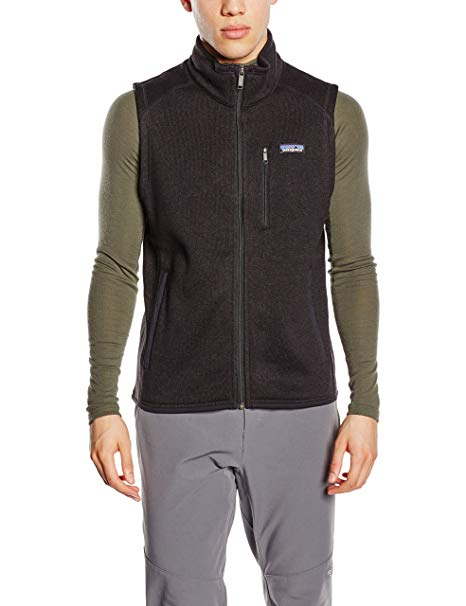 Patagonia Men's Better Sweater Vest at Amazon Men's Clothing store: