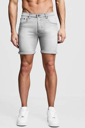 Slim Fit Mens Jean Shorts - ShopStyle