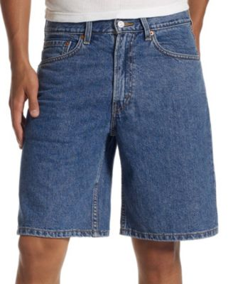 Levi's Men's 550 Relaxed Fit Denim Shorts & Reviews - Shorts - Men