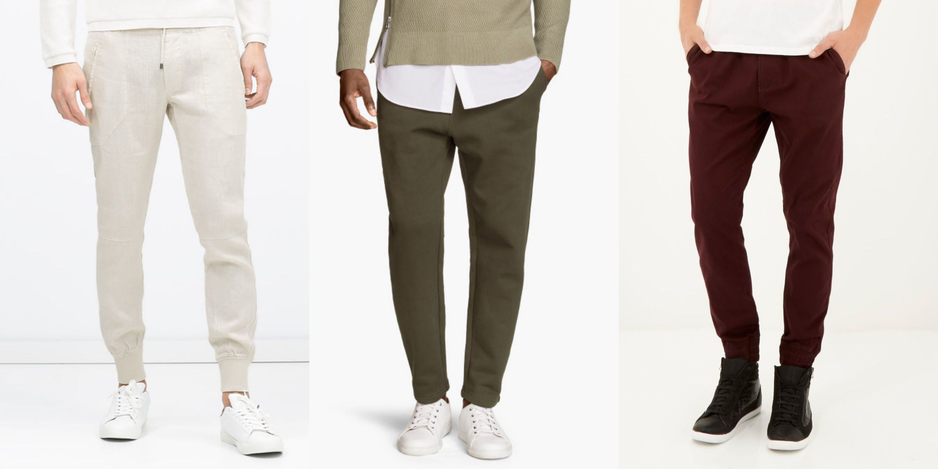 10 Tailored Jogging Pants Under $100