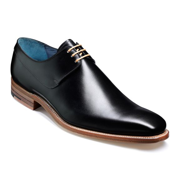 Handmade Mens Shoes, Mens Black Derby Shoes, Men Laceup Shoes, Men