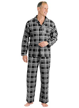 Carol Wright Gifts Men's Flannel Pajamas at Amazon Men's Clothing