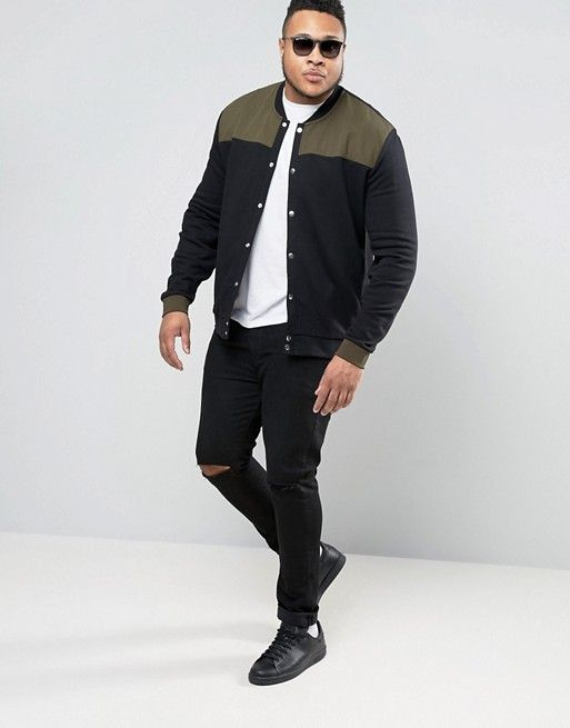 ASOS Launches It's Plus Size Men Collection! - About That Curvy Life