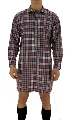 pajamas and men's nightgowns - Floccari Store