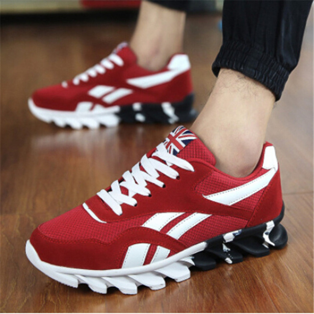 Cheap Running Shoes Men's Sports Sneakers Spring Autumn Male Sports