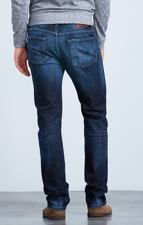 Citizens of Humanity 'Sid' Men's Regular Straight Leg Jeans | ZipFit