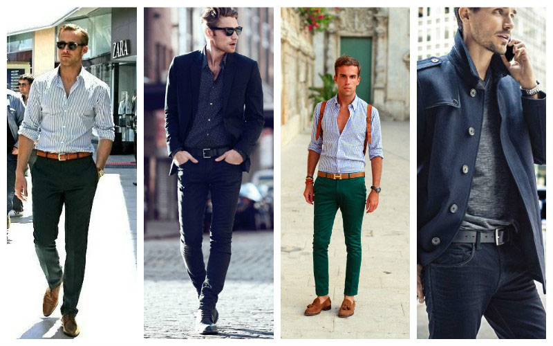 Men's Belt Guide: (How to Choose and Wear the Perfect Belt)