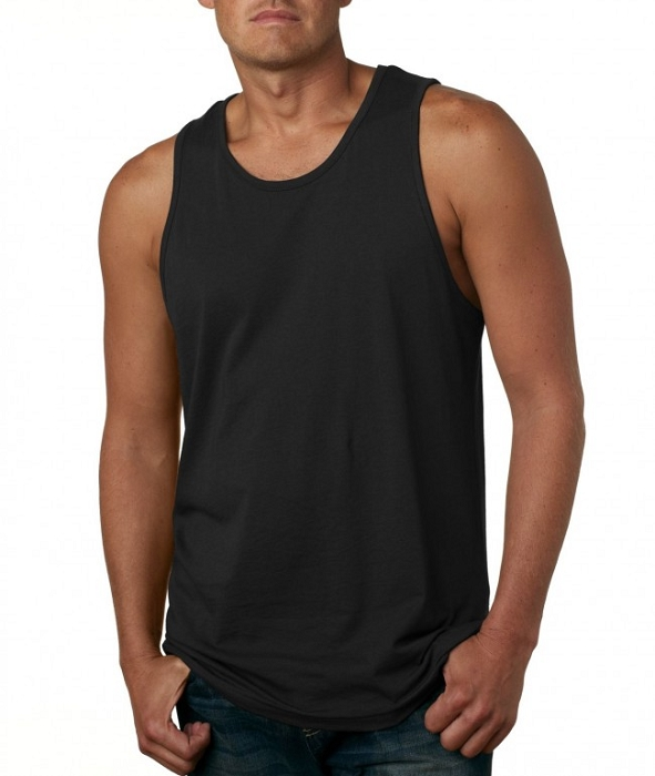 Let's Get Nauti. Men's Tank Top