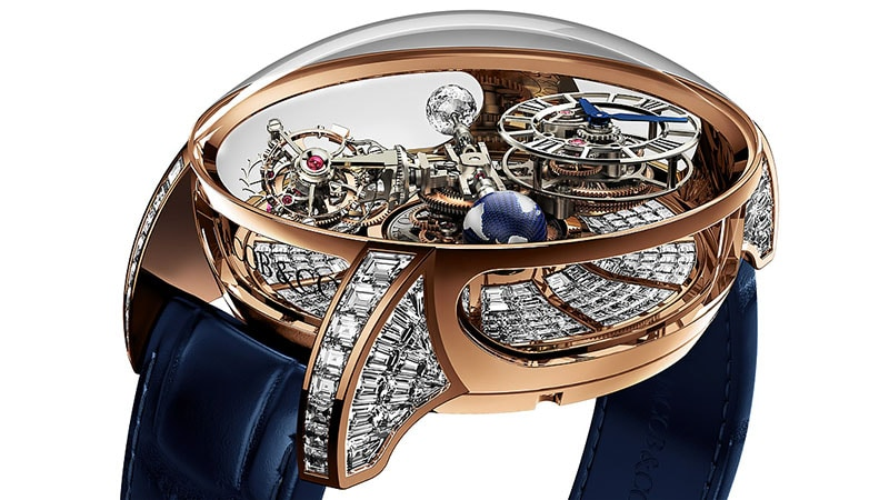 20 Best Diamond Watches for Men - The Trend Spotter