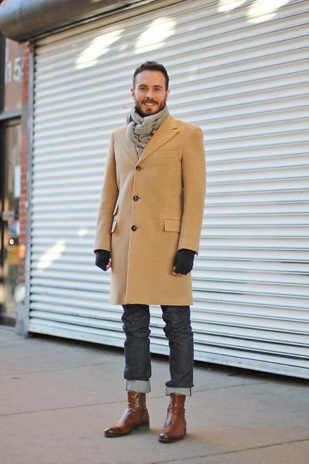 Men's Fashion Essentials For A Stylish Winter